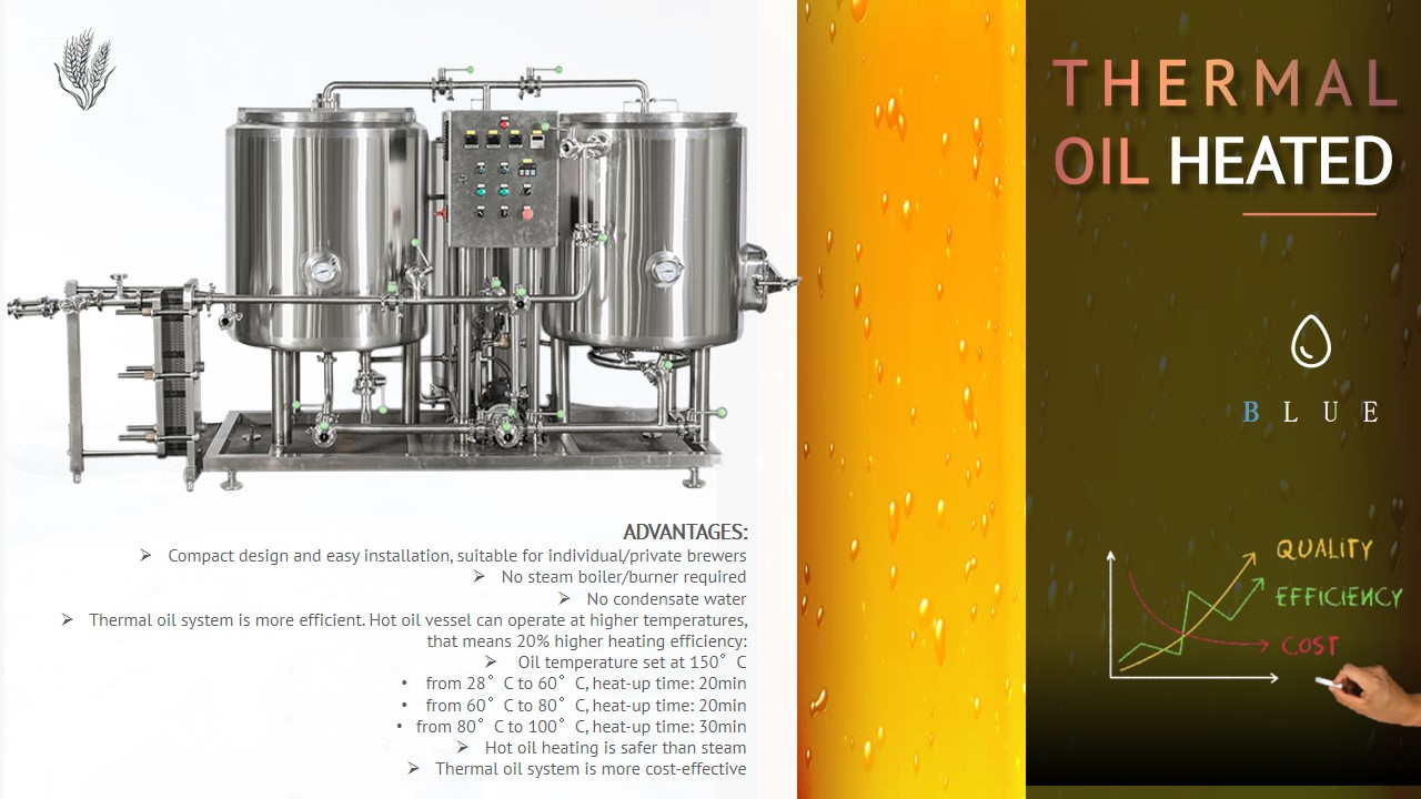 thermal-oil-heated-brewhouse