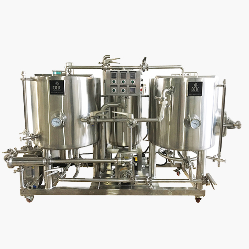200L Thermal Oil Heated Brewhouse