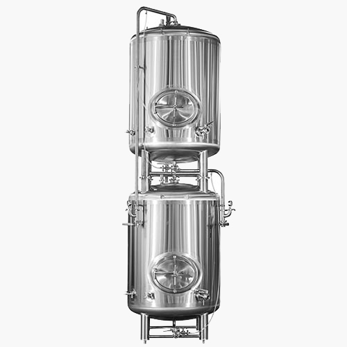 10BBL STRAIGHTLY STACKED BRIGHT TANK SERVING TANK
