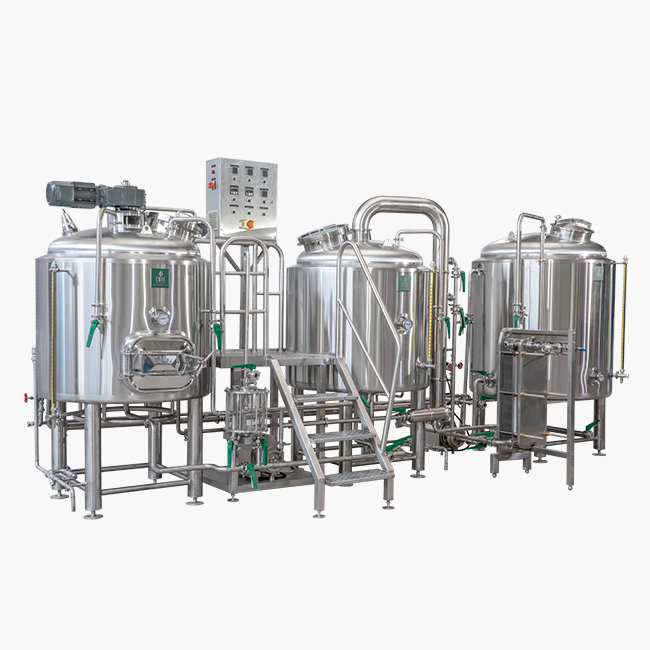 5BBL STEAM HEATING BREWHOUSE SMALL BREWING SYSTEM