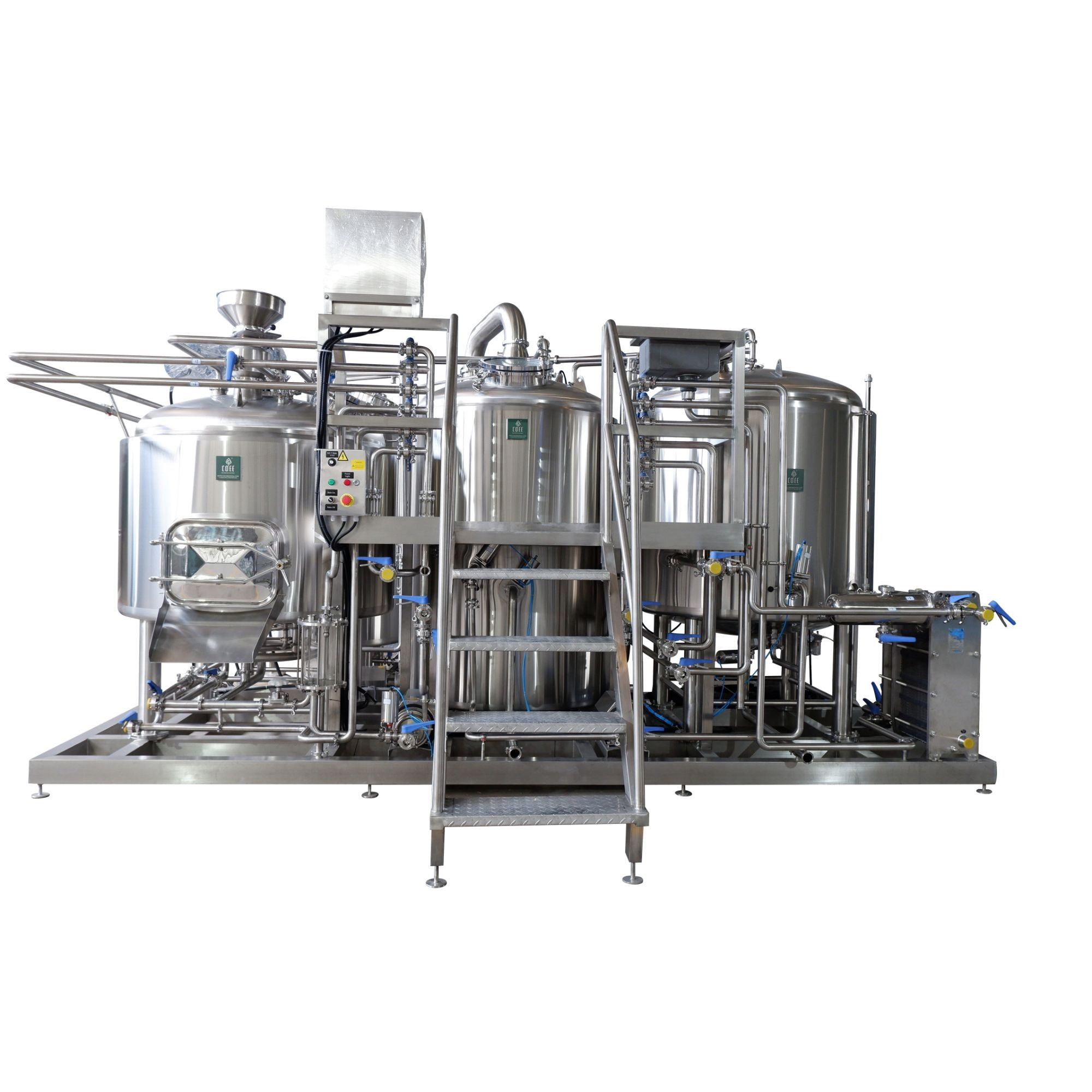 15BBL AGIR F DIRECT BREWHOUSE 3-HESEL